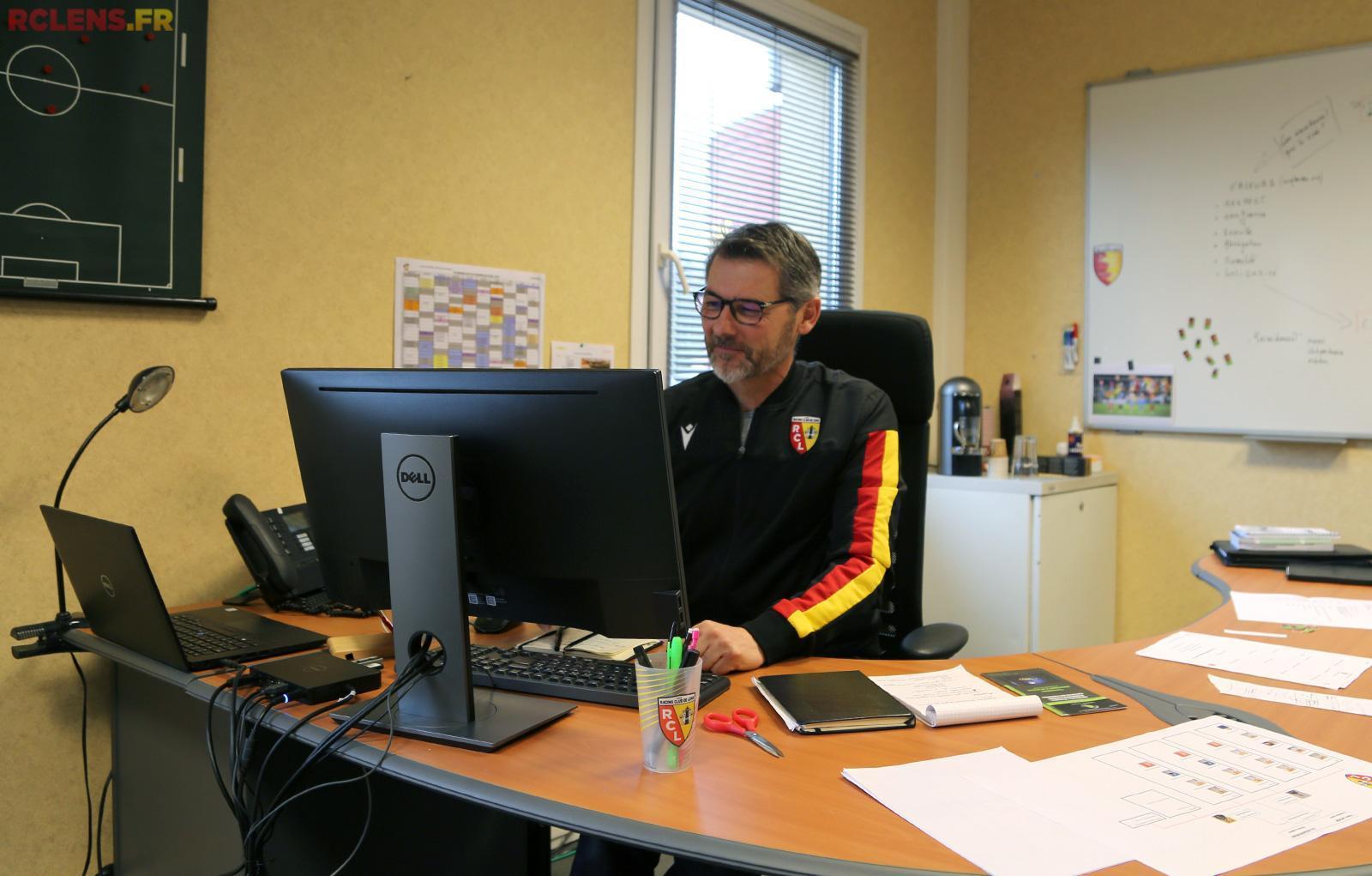 Eric Assadourian directeur de la formation rclens