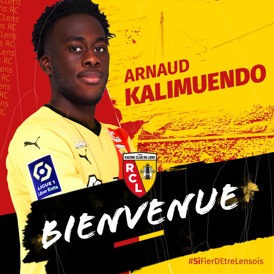 Arnaud Kalimuendo, un retour en lettres capitales !