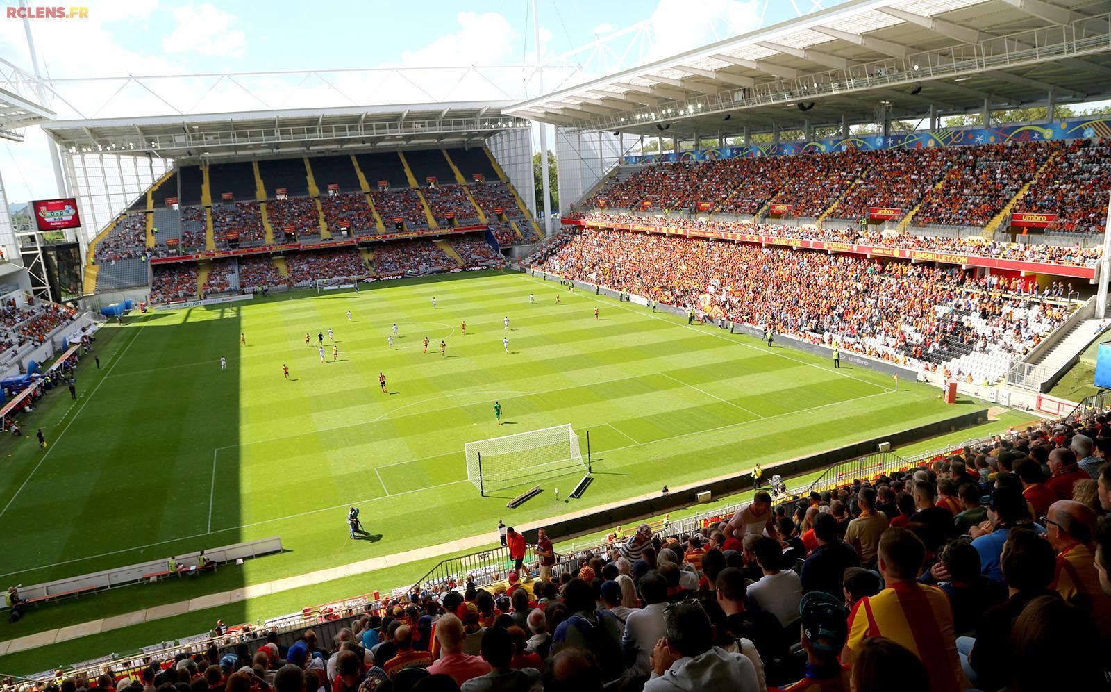 club stade bollaert delelis photos