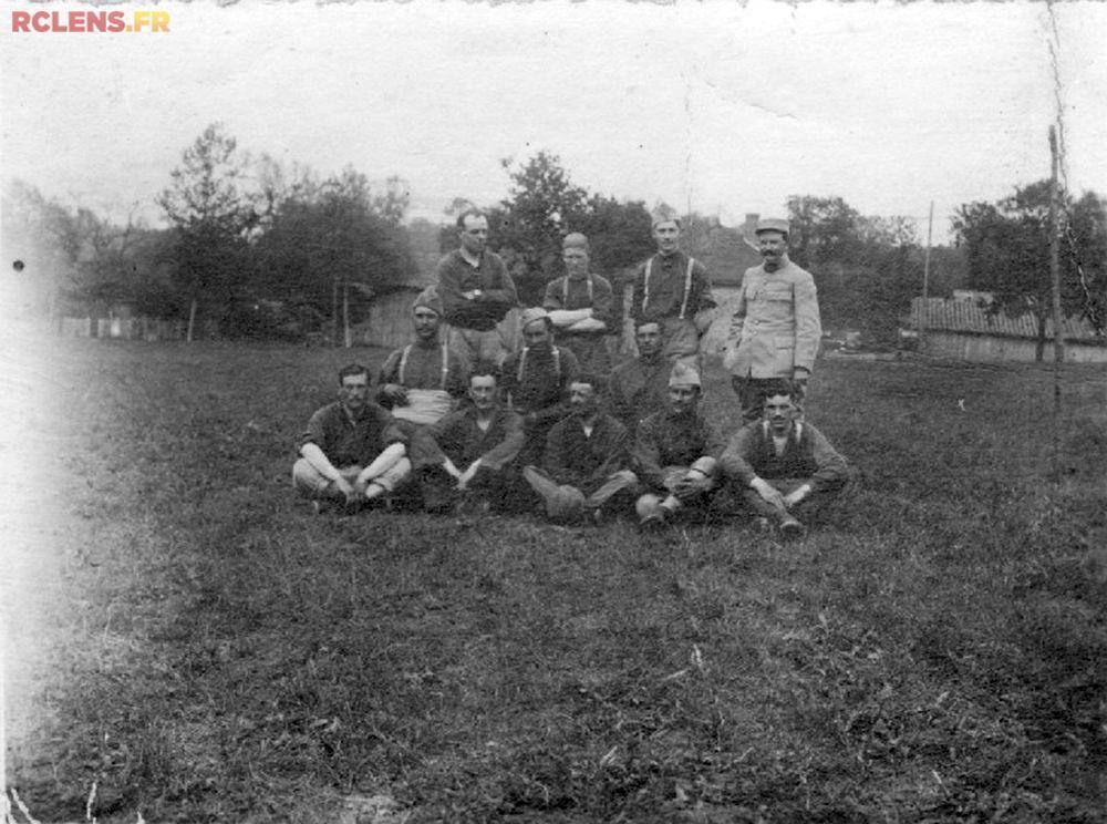 Equipe du RC Lens 1906-1907