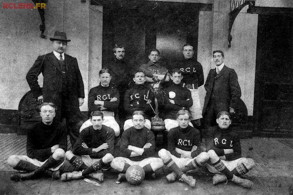 Equipe 1912-1913