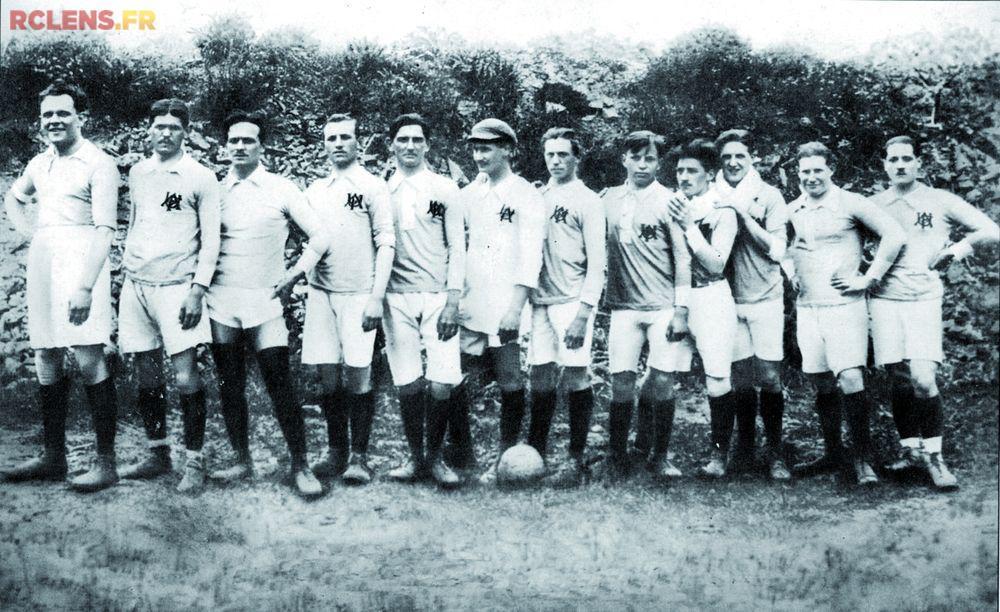 Equipe 1919-1920