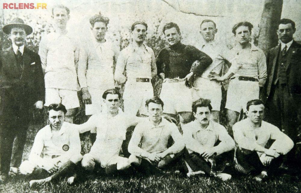 Equipe 1920-1921