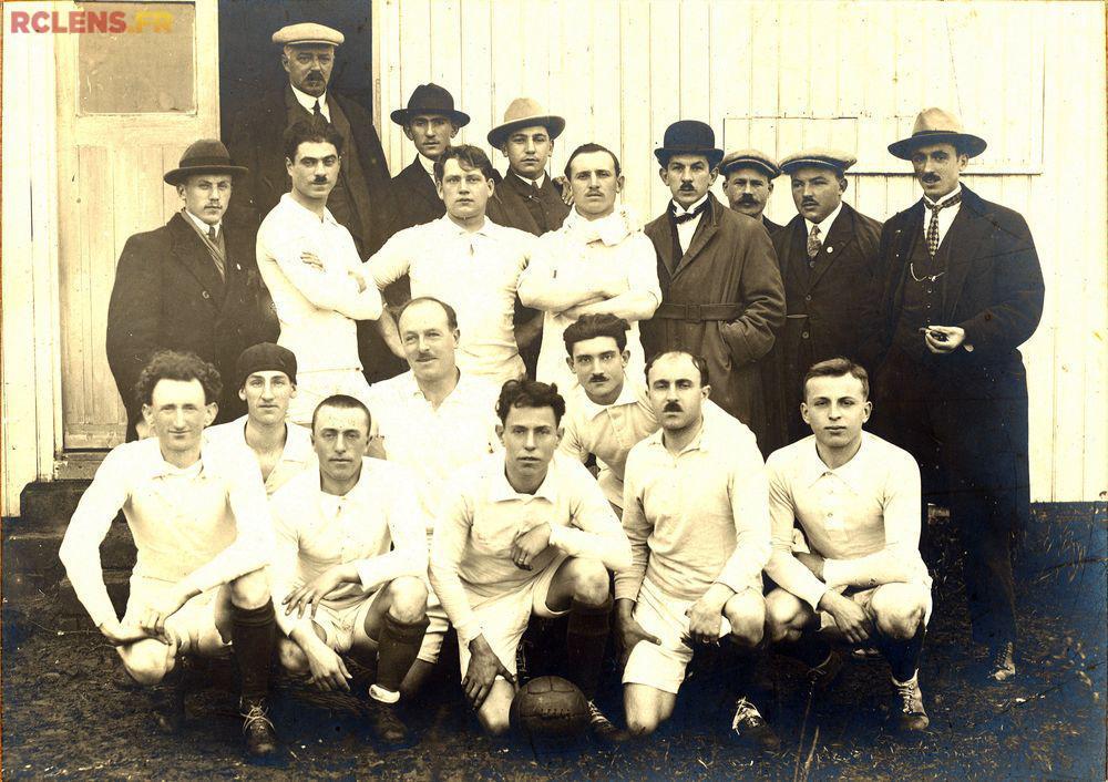 Equipe 1922-1923