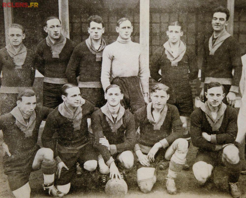 Equipe 1931-1932