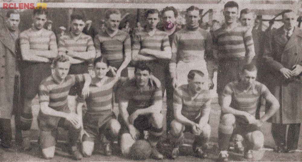 Equipe 1933-1934