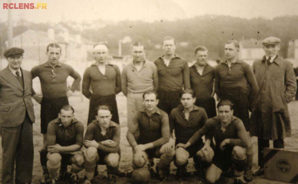 Equipe 1934-1935