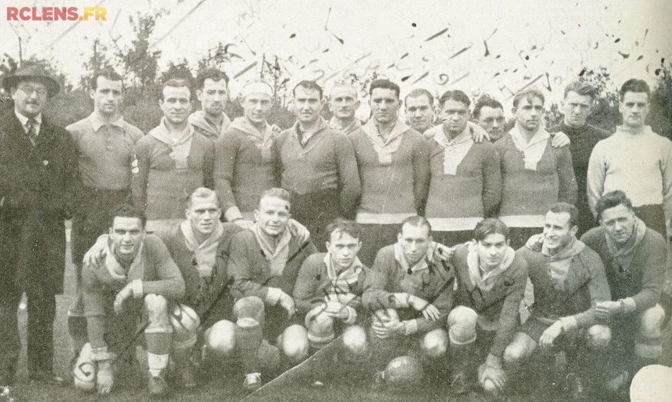 Equipe 1936-1937