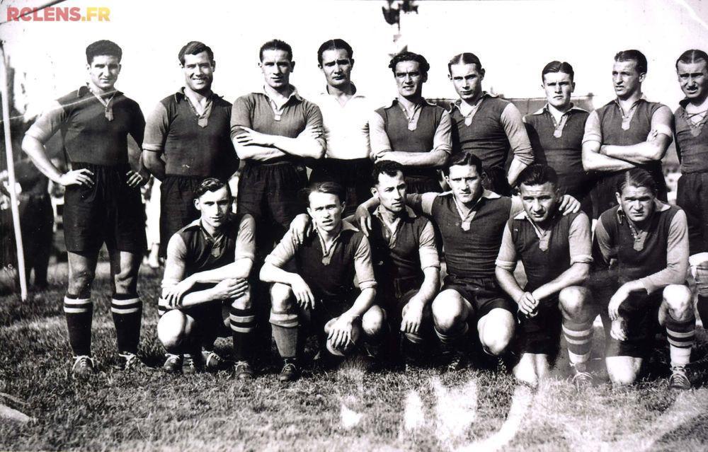 Equipe 1937-1938