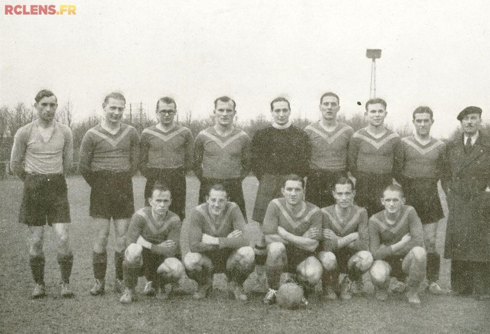 Equipe 1942-1943