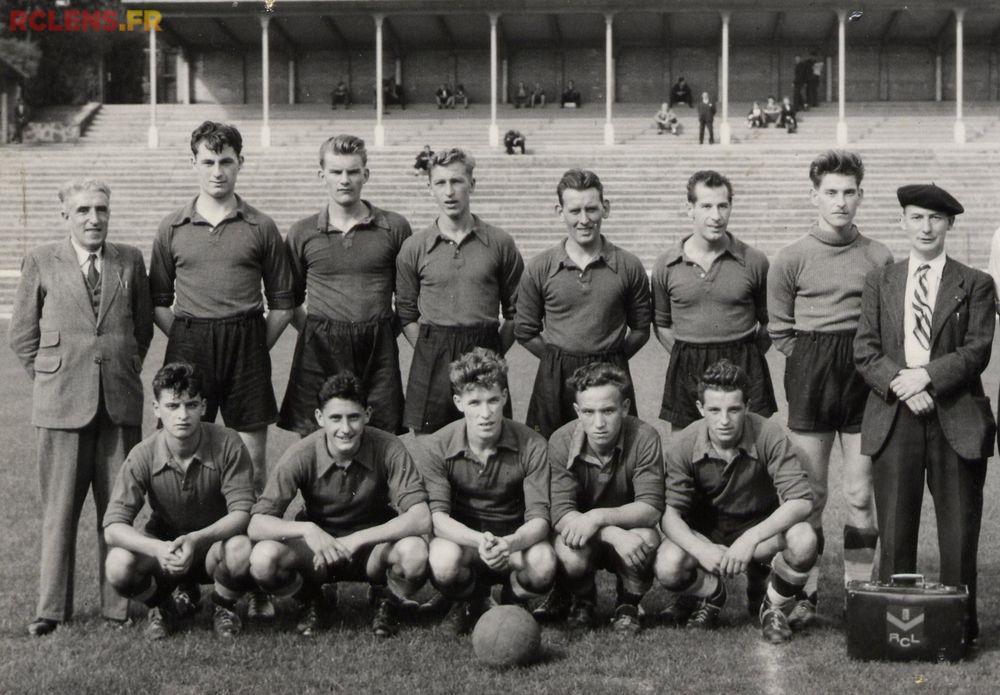 Equipe 1950-1951