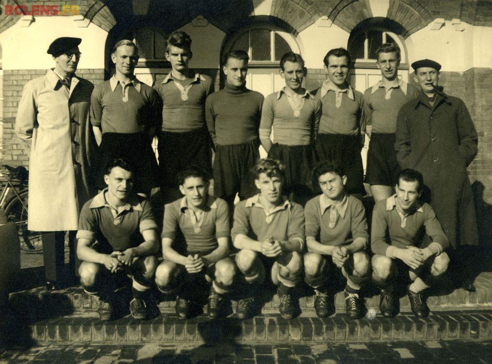 Equipe 1951-1952