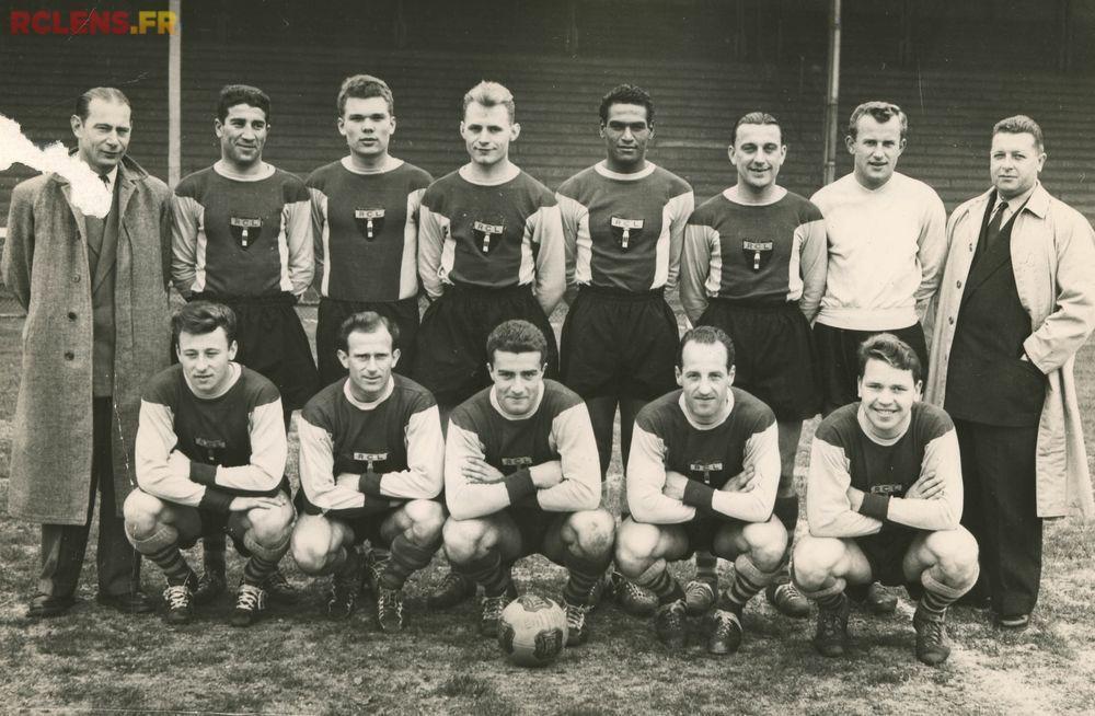 Equipe 1954-1955