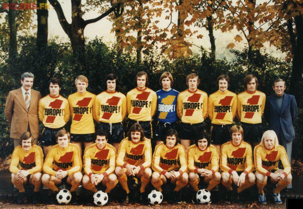 Equipe 1975-1976