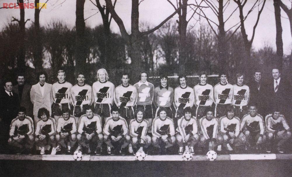 Equipe 1978-1979