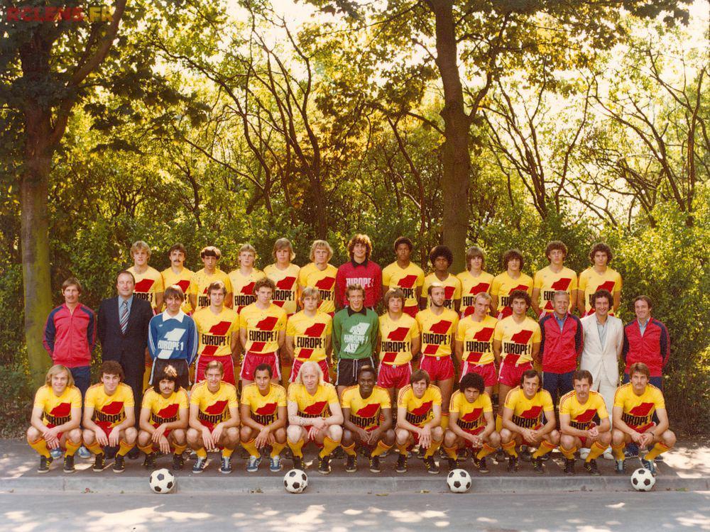 Equipe 1980-1981