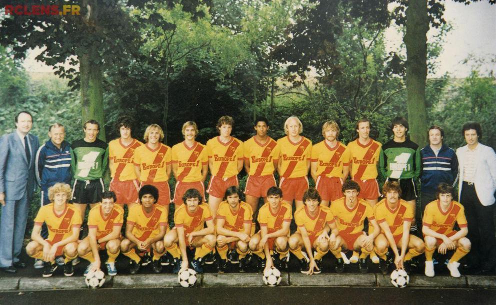 Equipe 1981-1982