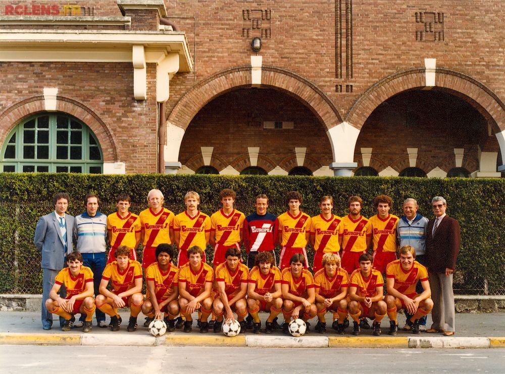 Equipe 1982-1983