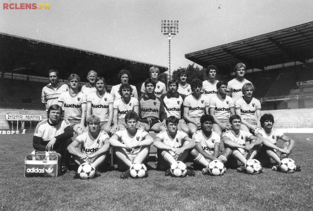 Equipe 1983-1984