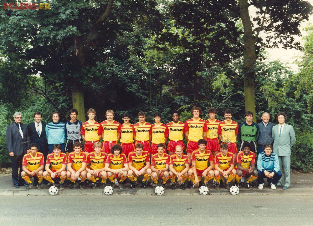 Equipe 1984-1985