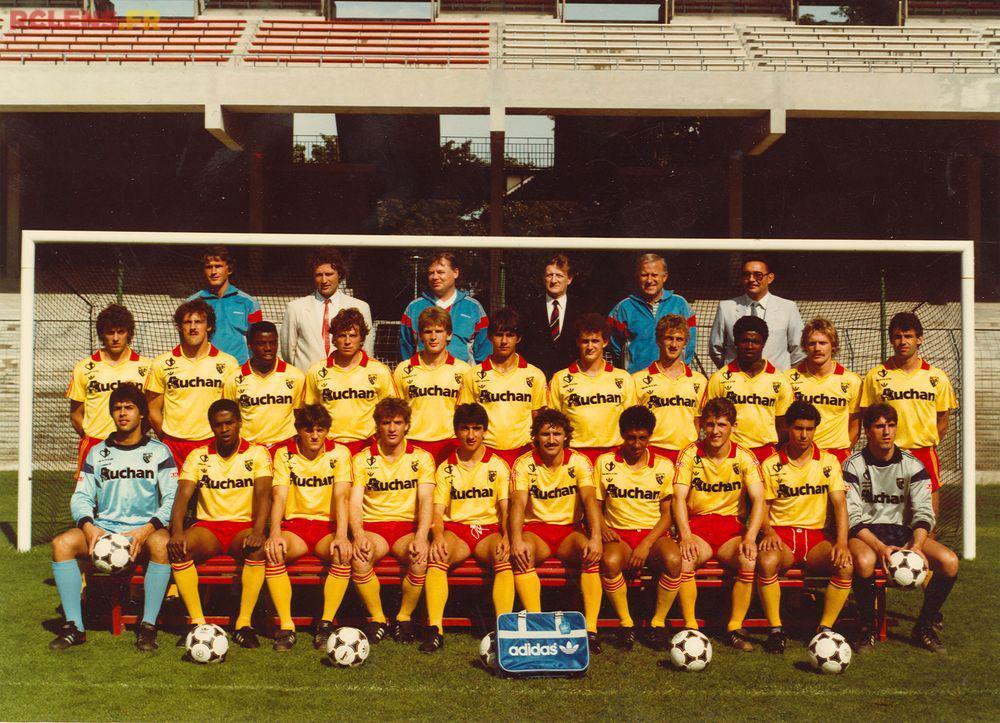 Equipe 1985-1986