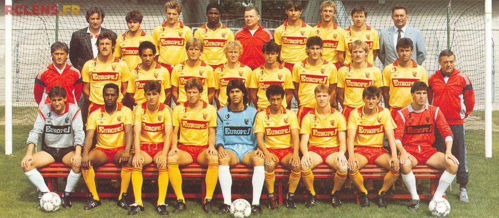 Equipe 1986-1987