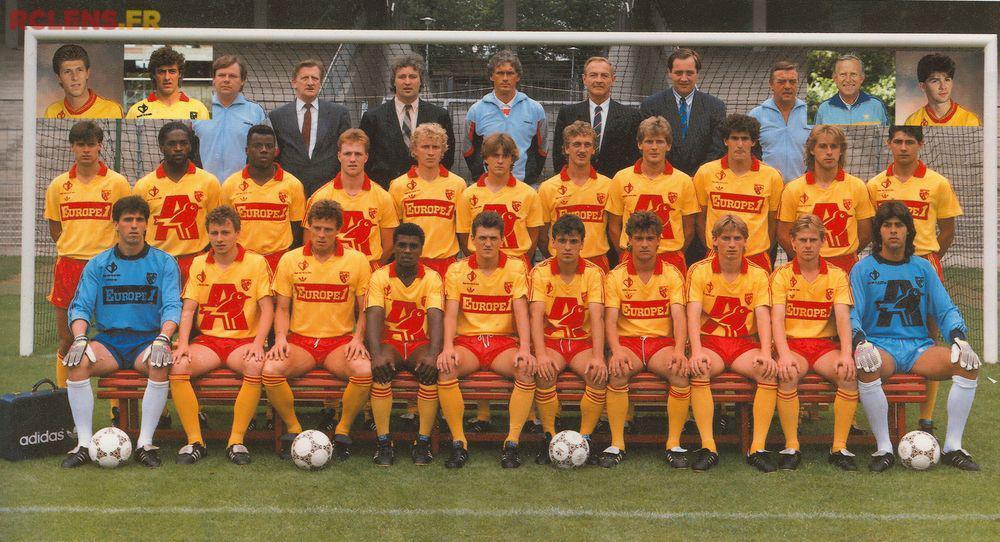Equipe 1987-1988