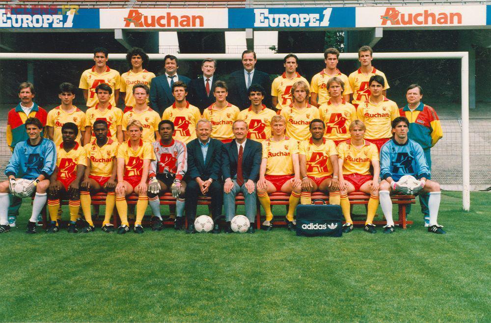 Equipe 1988-1989