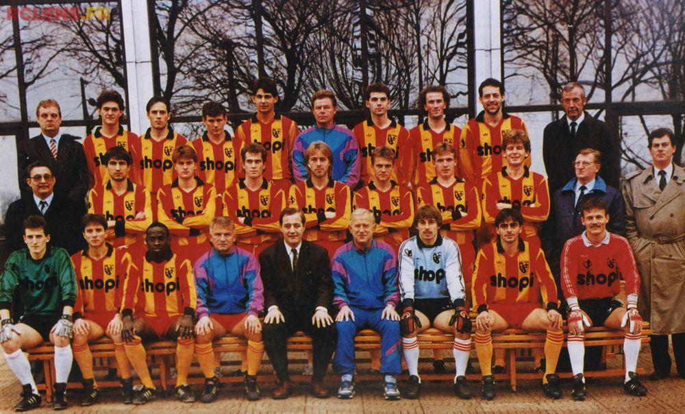 Equipe 1989-1990