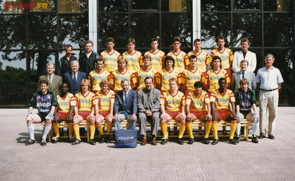 Equipe 1990-1991
