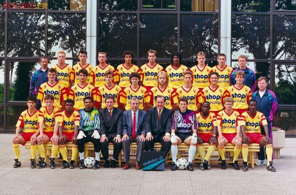 Equipe 1991-1992