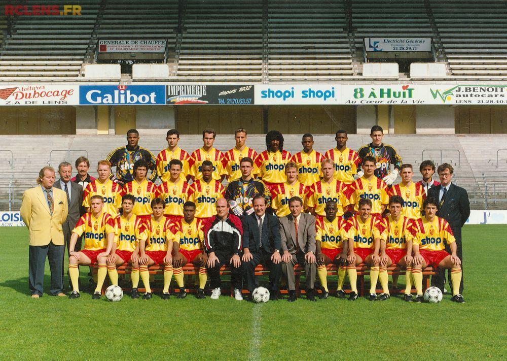 Equipe 1993-1994
