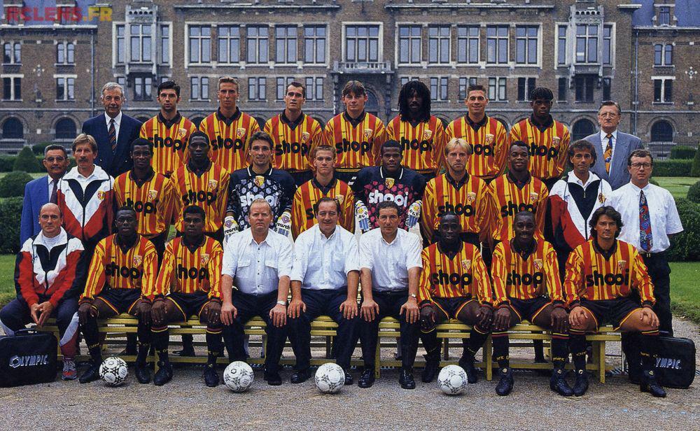 Equipe 1994-1995
