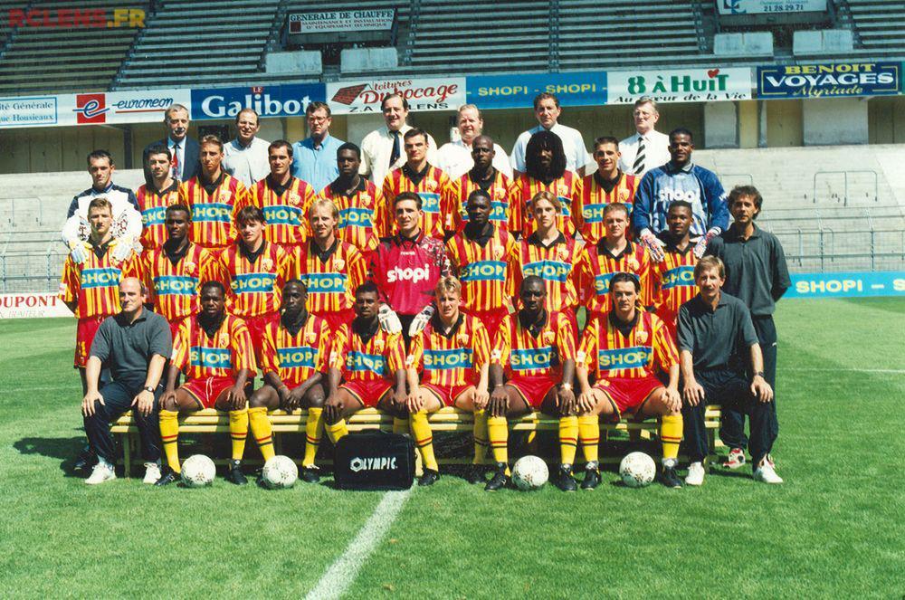 Equipe 1995-1996
