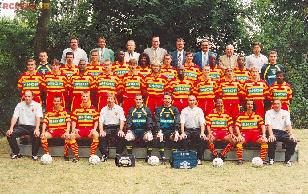 Equipe 1996-1997