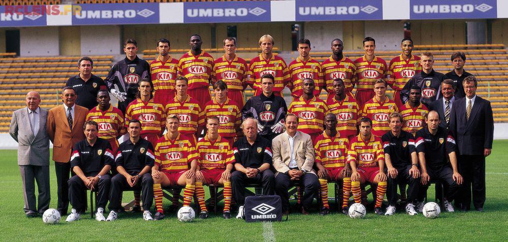 Equipe 1997-1998