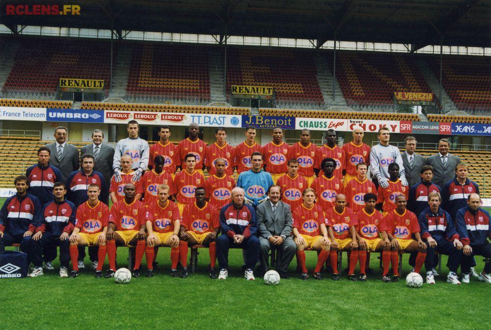 Equipe 1999-2000