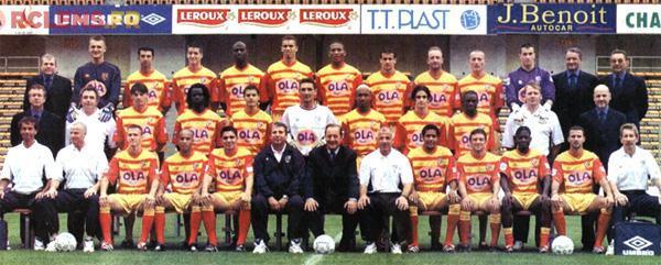 Equipe 2000-2001