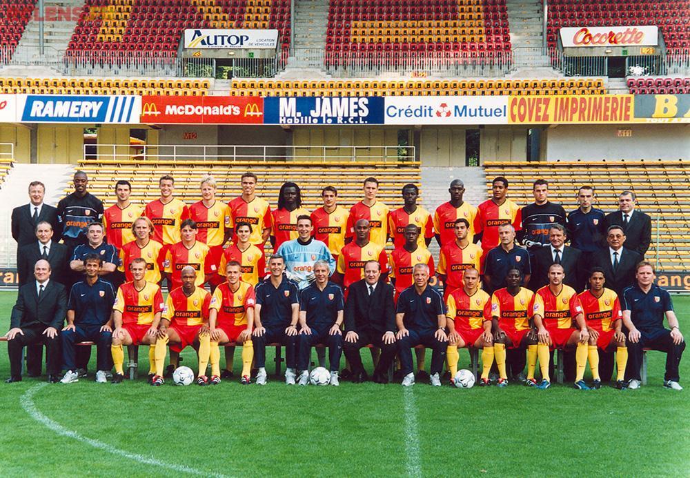 Equipe 2001-2002