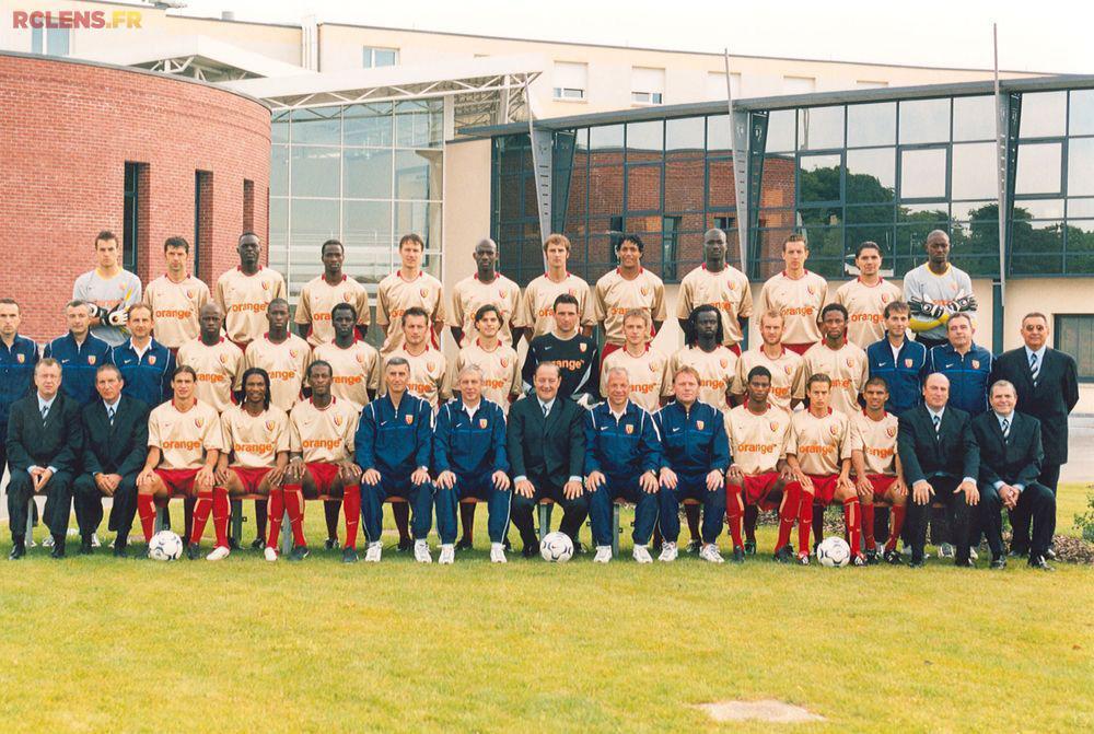 Equipe 2002-2003