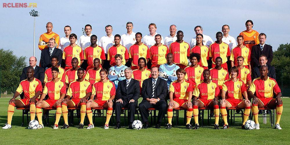 Equipe 2003-2004