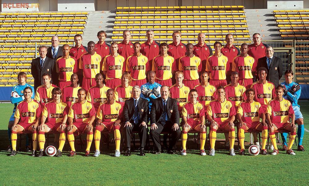 Equipe 2004-2005