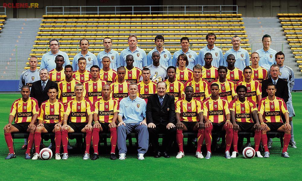 Equipe 2005-2006