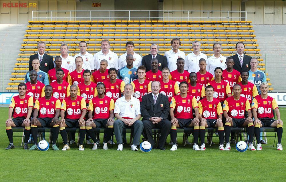 Equipe 2006-2007
