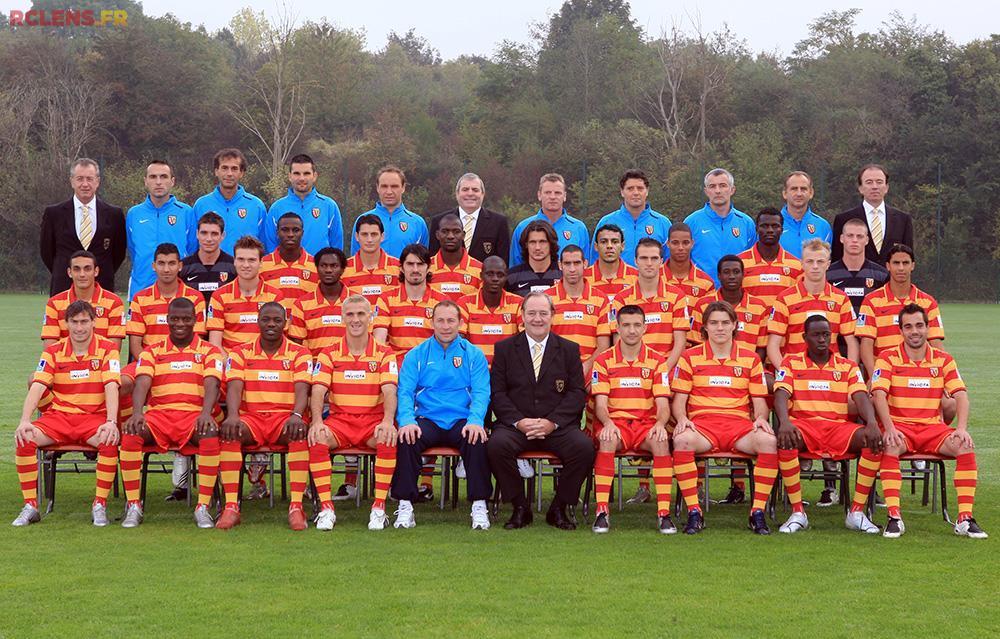 Equipe 2007-2008