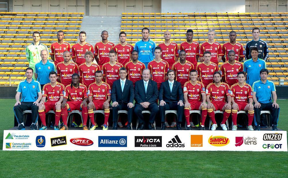 Equipe 2011-2012