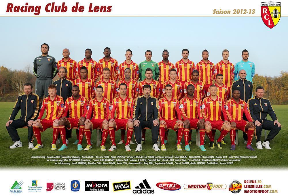 Equipe 2012-2013