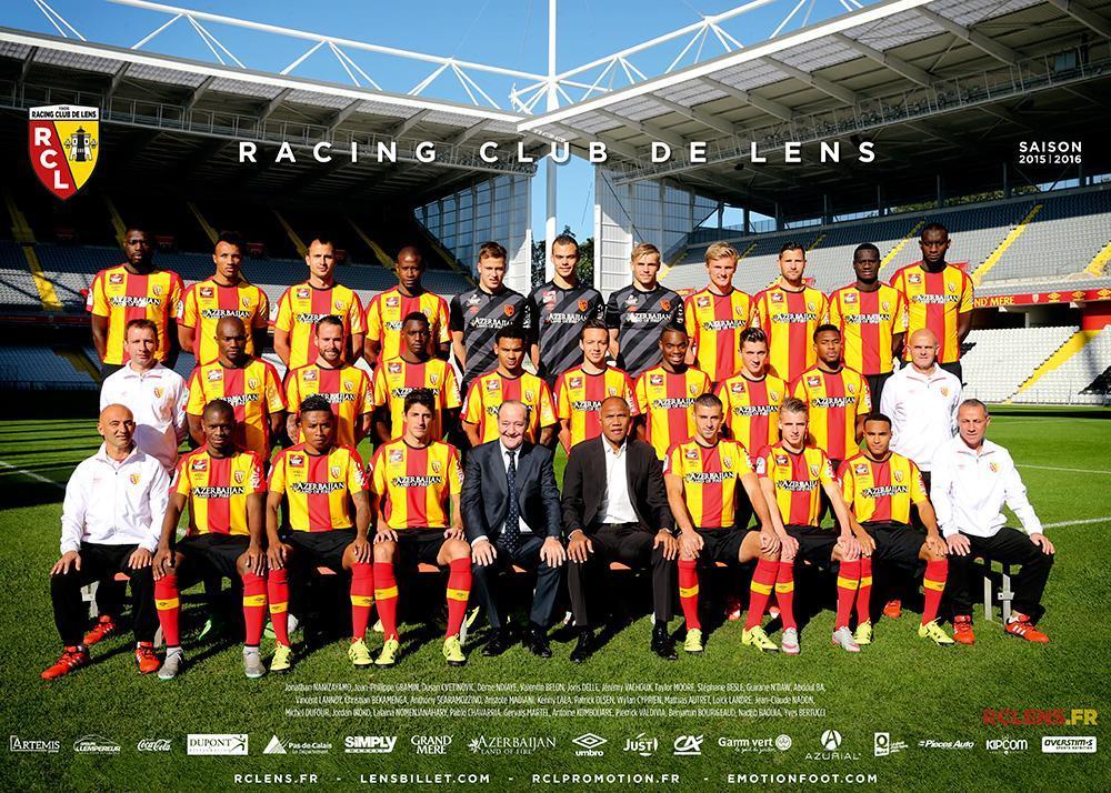 Equipe 2015-2016