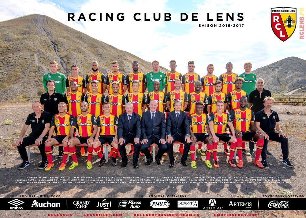 Equipe 2016-2017