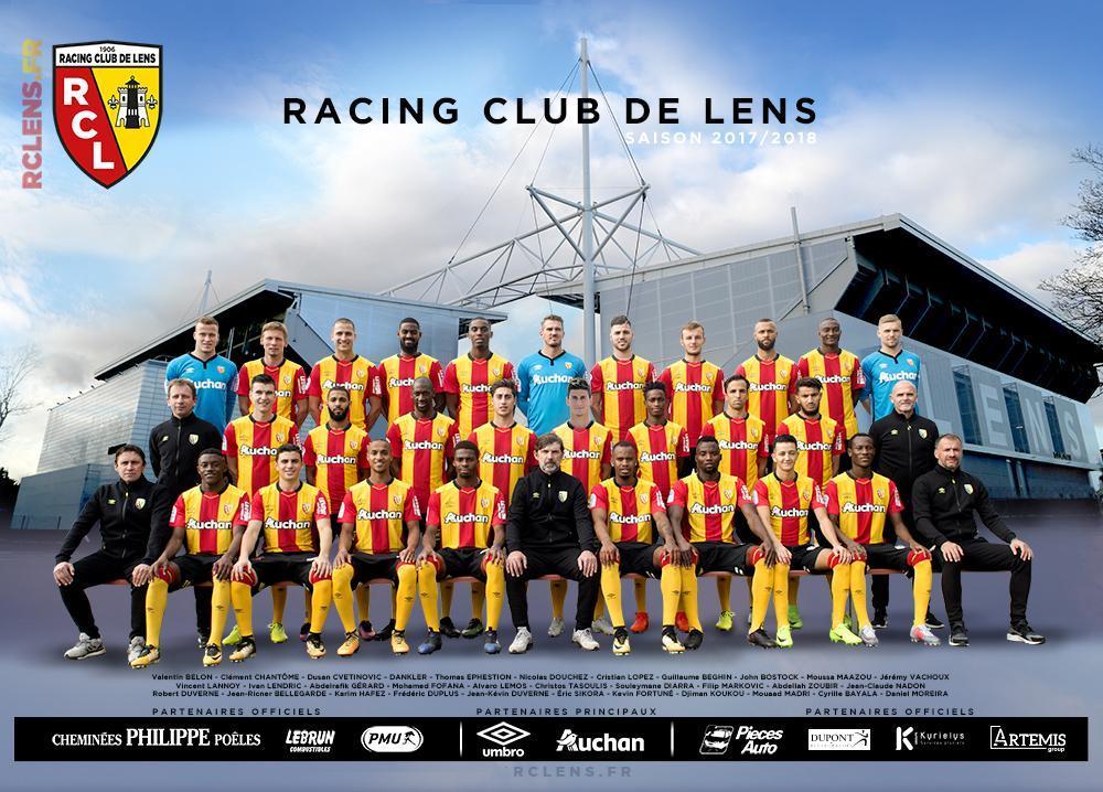 Equipe 2017-2018